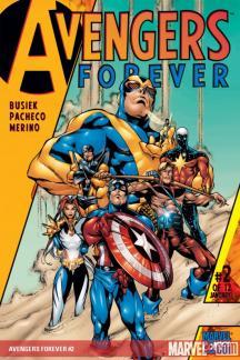 Avengers Forever (1998) #2
