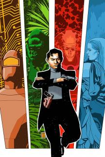 Agents of Atlas (2006) #1