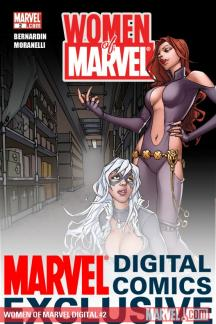 WOMEN OF MARVEL DIGITAL #2