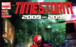 Timestorm 2009/2099 #1 cover