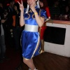 Chun-Li cosplayer from the Marvel vs. Capcom 3 Fight Club