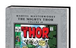 Marvel Masterworks: Mighty Thor Vol. 10 HC