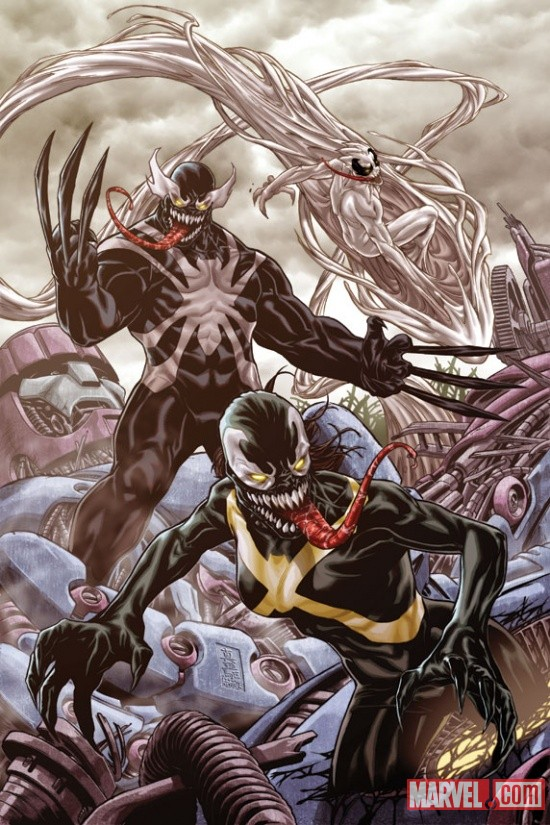 Wolverine &amp; The X-Men #4 Cover Art by Mark Brooks