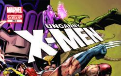 UNCANNY X-MEN 544 2ND PRINTING WRAPAROUND VARIANT