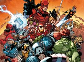 Marvel AR Update