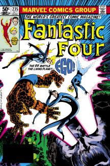Fantastic Four (1961) #235 Cover