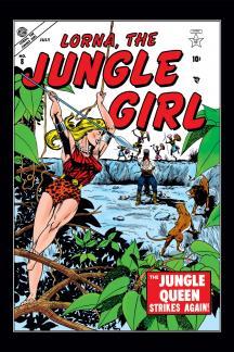 Lorna the Jungle Girl #8