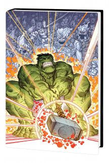 INDESTRUCTIBLE HULK VOL. 2: GODS AND MONSTER PREMIERE HC (MARVEL NOW, WITH DIGITAL CODE) (Hardcover)