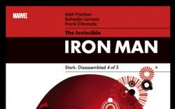 Invincible Iron Man (2008) #23 (DEADPOOL VARIANT)