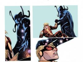 MIGHTY AVENGERS #30 preview art by Sean Chen