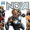 NOVA #28 variant cover by Mike Perkins