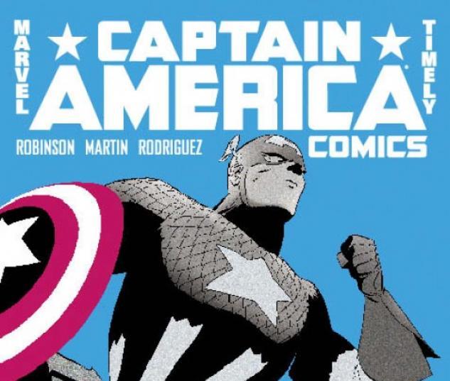 CAPTAIN AMERICA COMICS 70TH ANNIVERSARY SPECIAL #1 (VARIANT)