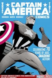 Captain America Comics 70th Anniversary Special #1