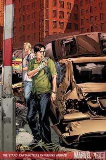The Stand: Captain Trips (2008) #5 (PERKINS VARIANT)
