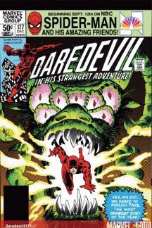 Daredevil #177