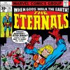ETERNALS (2009) #16 COVER