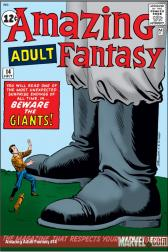 Amazing Adult Fantasy #14 