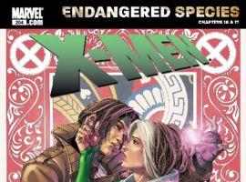 X-Men #204, parts 16 & 17