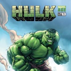 Marvel Age Hulk (2004) #1