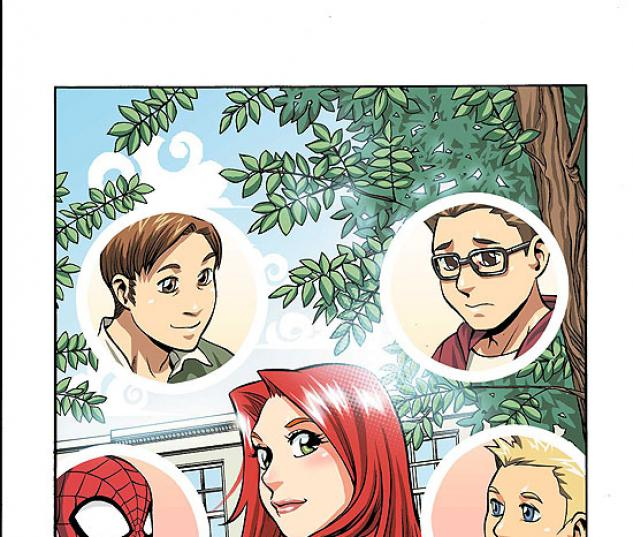 SPIDER-MAN LOVES MARY JANE (2008) #11 COVER
