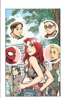 Spider-Man Loves Mary Jane (2005) #11