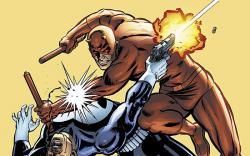 DAREDEVIL VS. PUNISHER (2007) #2 COVER