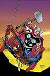MARVEL AGE SPIDER-MAN TEAM-UP (2007) #4 COVER