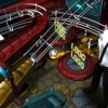 Tony Stark in Marvel Pinball