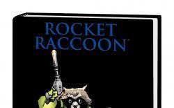 ROCKET RACCOON: GUARDIAN OF THE KEYSTONE QUADRANT PREMIERE HC cover