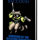 ROCKET RACCOON: GUARDIAN OF THE KEYSTONE QUADRANT PREMIERE HC cover