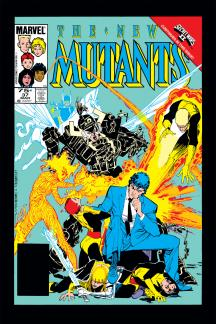 New Mutants (1983) #37