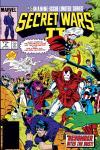 Secret Wars II (1985) #5 Cover