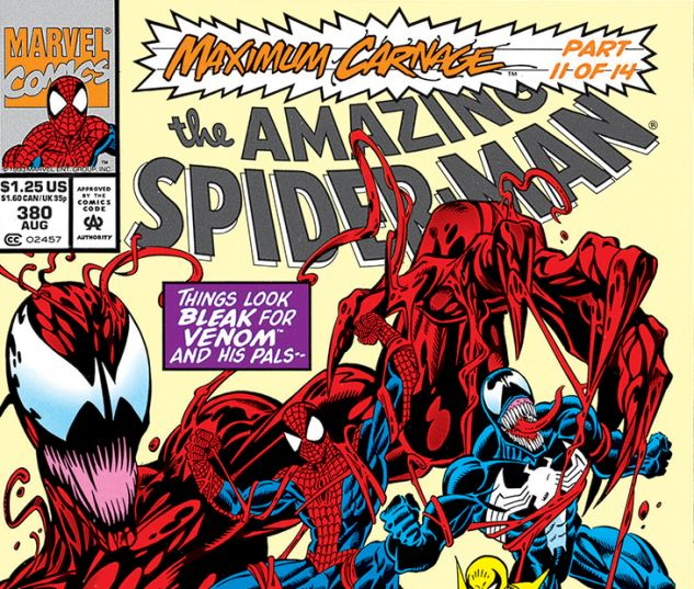 Amazing Spider-Man (1963) #380