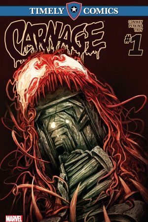 Timely Comics: Carnage (2016) thumbnail