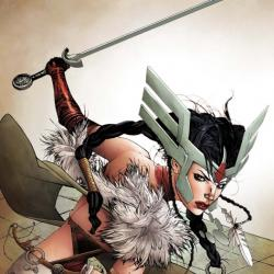 Sif #1 cover
