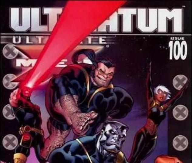 ULTIMATE X-MEN (2000) #100