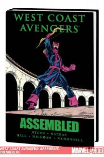 Avengers: West Coast Avengers - Assembled (Hardcover)