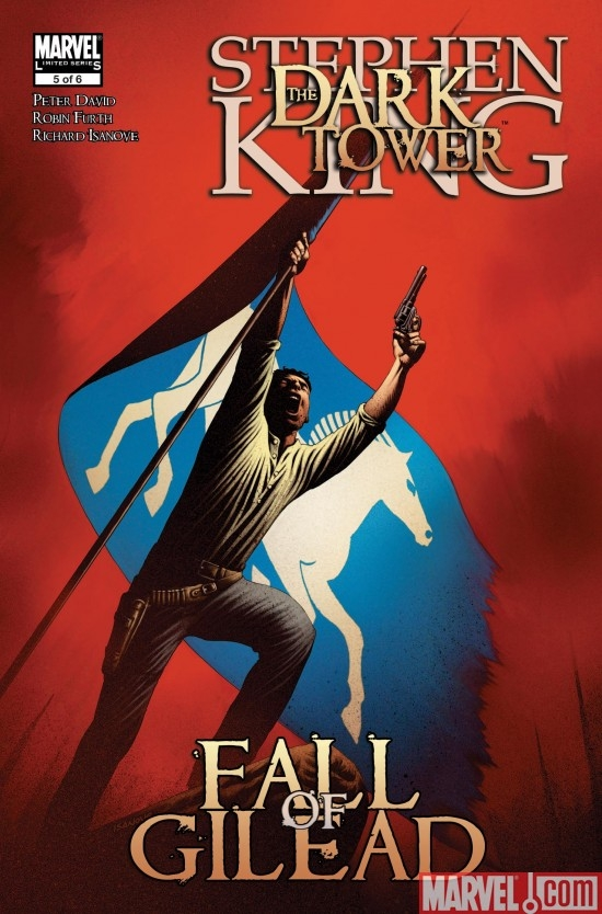 DARK TOWER THE FALL OF GILEAD #5 Cover