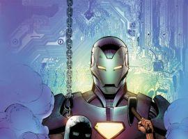 Iron Man: Requiem #1 cover by Patrick Zircher