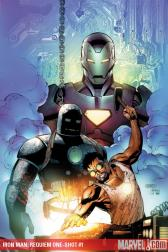 Iron Man: Requiem #1 