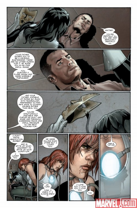 INVINCIBLE IRON MAN #16, page 2
