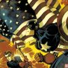 Cover to CAPTAIN AMERICA WHITE #0