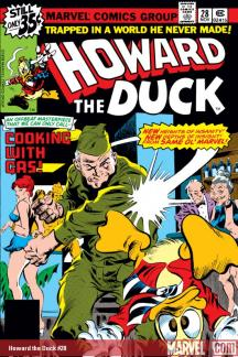 Howard the Duck #28