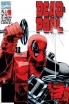 DEADPOOL #1 COVER