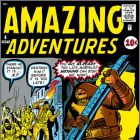 Amazing Adventures #4