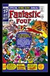 FANTASTIC FOUR ANNUAL #3 COVER
