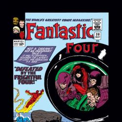 FANTASTIC FOUR #38