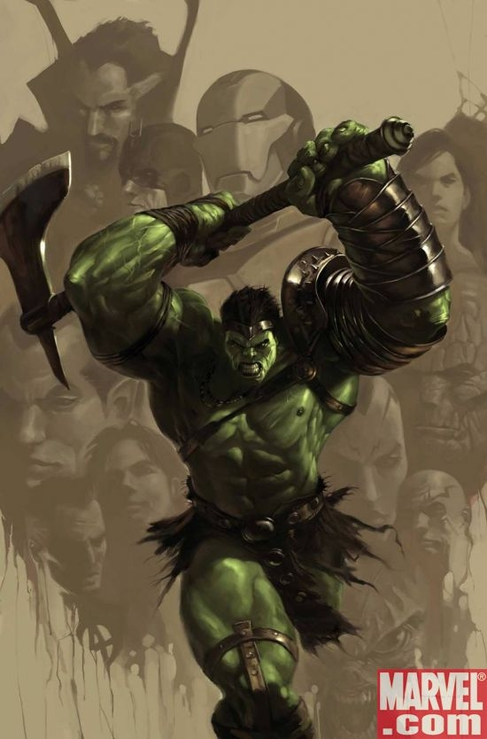 World War Hulk: Gamma Files