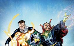 New Avengers: Illuminati #3 cover by Jim Cheung