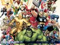 Avengers Classic (2007) #1 Wallpaper